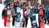 Ushuaia - Aula de SnowBoard
