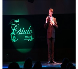 Buenos Aires - Jantar Show Catulo Tango