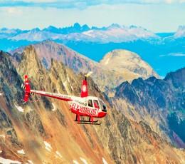 Ushuaia - Sobrevoo de Helicóptero - Cidade