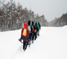Ushuaia - Trekking Glaciar Martial - Inverno