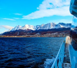 Ushuaia - Navegação Canal Beagle + Estância Harberton