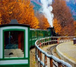 Ushuaia - Trem do Fim do Mundo - 1ª Classe - Verão