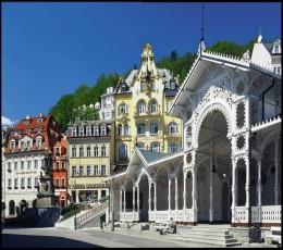 City Tour em Karlovy Vary - Cidade Balneária