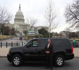 Washington DC - Traslado de chegada PRIVATIVO ( Aeroporto Reagan x Hotel ) - Carro de 04 à 06 pessoas