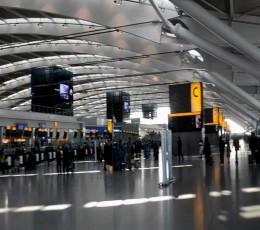 Londres - Transfers de Chegada e Saída - Aeroporto Heathrow de 4 a 5 pessoas.