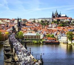 Praga - Grandioso City Tour A Pé