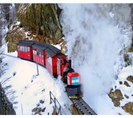 Ushuaia - Trem do Fim do Mundo - Classe Premium - Inverno