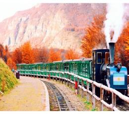 Ushuaia - Trem do Fim do Mundo - Classe Premium - Verão