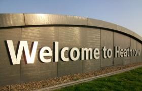 Londres - Transfers de Chegada e Saída - Aeroporto Heathrow de 1 a 3 pessoas.