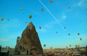 Capadócia - Passeio - Balão de ar quente
