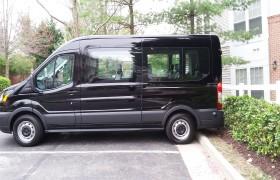 Washington DC - Traslado de saída PRIVATIVO ( Hotel em Washington DC x Aeroporto Baltimore ) - Carro de 06 à 12 pessoas