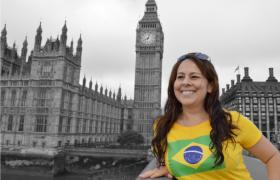 Londres - Passeio a pé